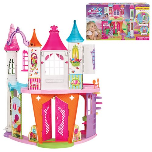 Barbie: Dreamtopia Sweetville Kingdom Castle Playset