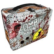 Zombie Survival Kit Gen 2 Fun Box Tin Tote