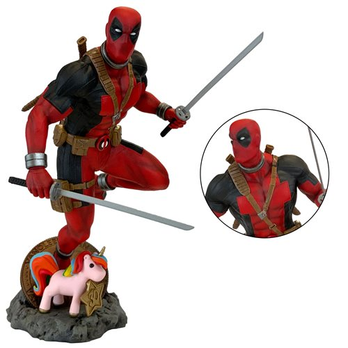 Marvel Contest of Champions Deadpool 1:10 Scale Statue