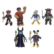 Kingdom Hearts Minimates Series 3 Set