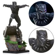 Black Panther Black Panther Battle Diorama Series 1:10 Scale Statue