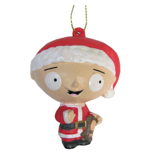 Family Guy Stewie Figural Ornament - Family Guy Stewie Figural Ornament - Entertainment Earth