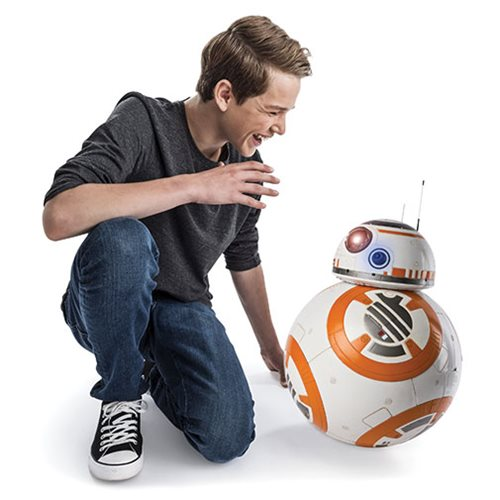 Star Wars BB-8 RC Interactive Droid