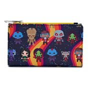 Guardians of the Galaxy Chibi Flap Wallet