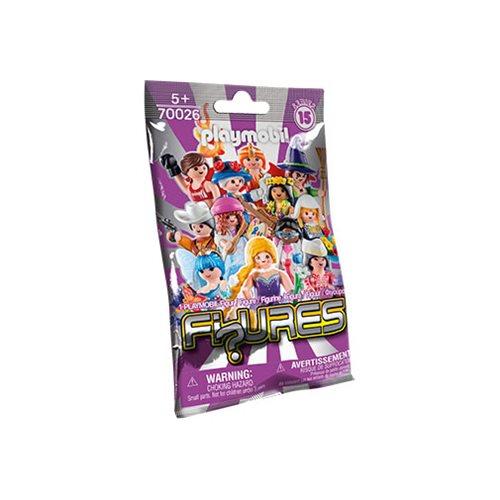 Playmobil 70026 Mystery Figures Girls SERIES 15 MMA KICK BOXER
