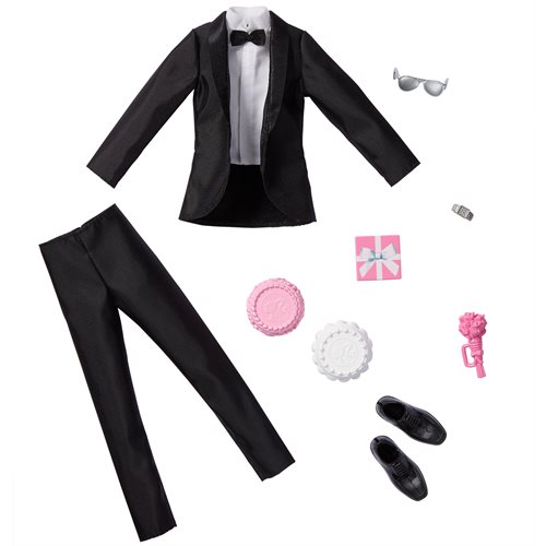 Barbie Groom Ken Fashion Accessory Pack