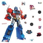Transformers Optimus Prime Classic Peel and Stick Giant Wall Decals