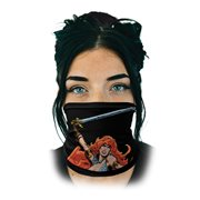 Dynamite Red Sonja Neck Gaiter
