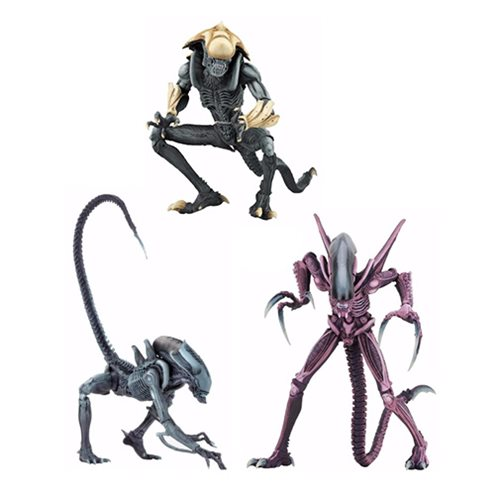 Alien vs. Predator Arcade Version Xenomorph Set