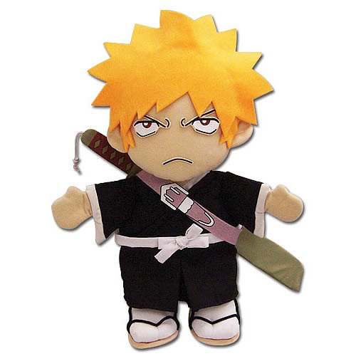 Bleach Ichigo Plush Puppet