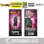 Dragon Ball Super Super Saiyan Rose Goku Black FiGPiN Enamel Pin - Convention Exclusive