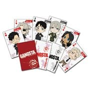 Gangsta. Group Playing Cards