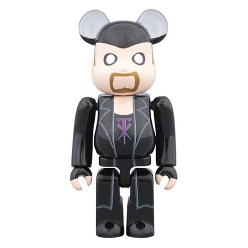 WWE Undertaker 400% Bearbrick Figure