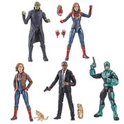 2e186e79 Captain Marvel Marvel Legends 6-Inch Action Figures Wave 1