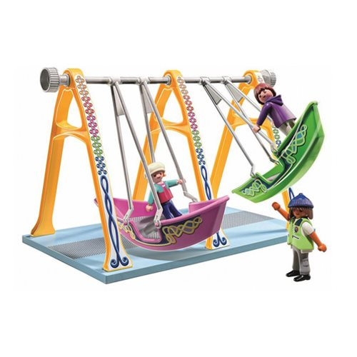 Playmobil 5553 Boat Swings Playset