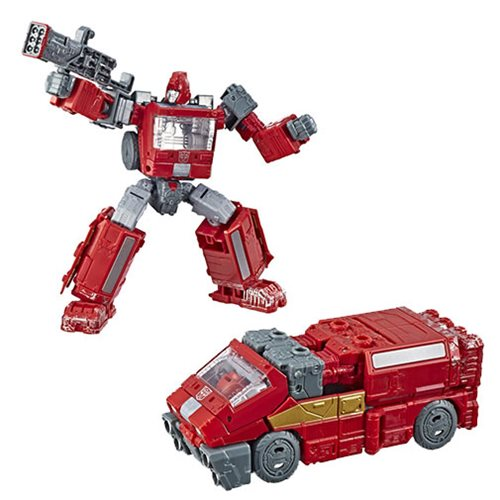 Transformers Generations War for Cybertron: Siege Deluxe Ironhide