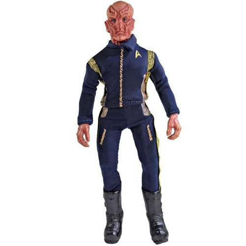 Star Trek Discovery Saru Mego 8-Inch Action Figure, Not Mint