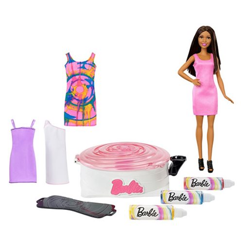 Barbie Spin Art Designer Nikki Doll