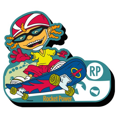 Rocket Power Otto Funky Chunky Magnet