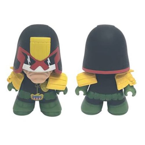 2000 AD Judge Dredd Titans Vinyl Figure - Previews Exclusive