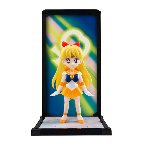 Sailor Moon Sailor Venus Tamashii Buddies Mini-Statue