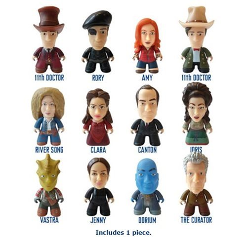 Doctor Who The Good Man Collection Mini-Figure
