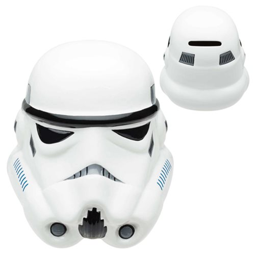 Star Wars Stormtrooper Ceramic Molded Bank