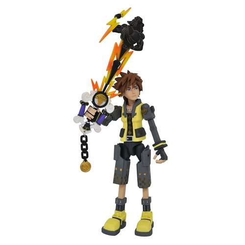 Kingdom Hearts 3 Guardian Form Toy Story Sora Action Figure