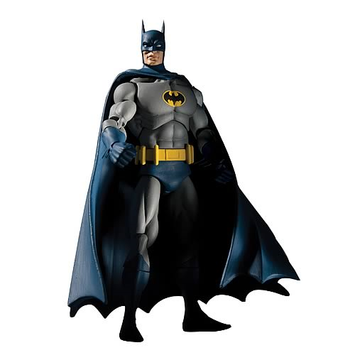 History of the DC Universe Series 1 Batman Action Figure