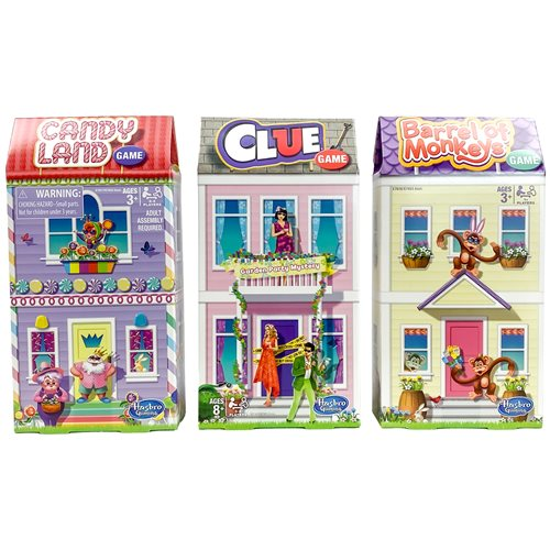 Hasbro Games Spring Holiday Assortment Wave 1 Set