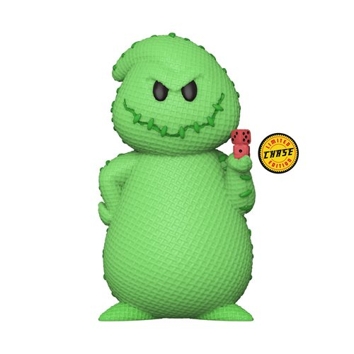The Nightmare Before Christmas Oogie Boogie Soda Vinyl Figure