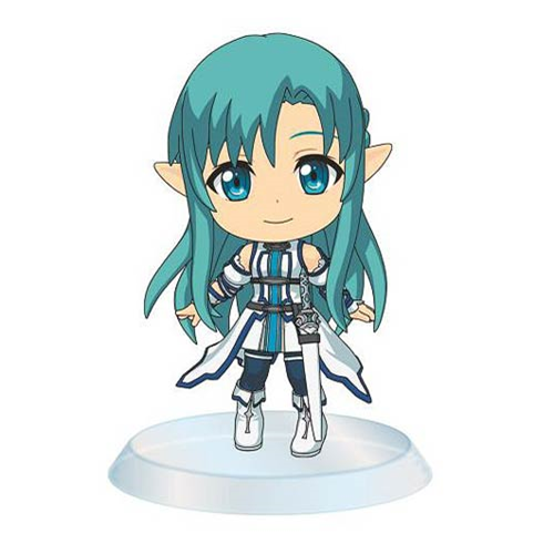 Sword Art Online Asuna Series 2 Chibi Mini-Figures