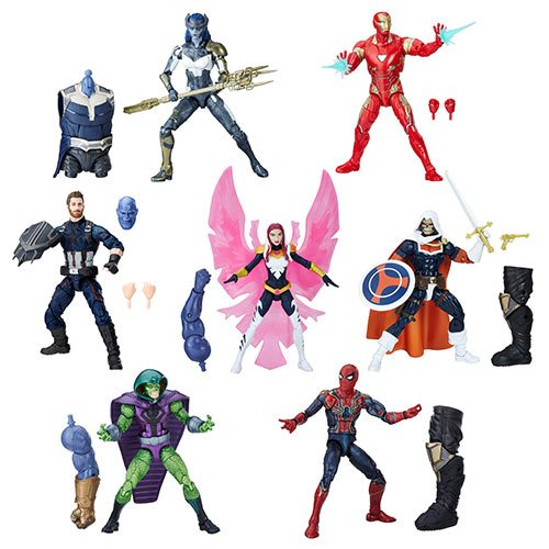 Marvel Legends Series Avengers Infinity War 6-inch Ironman