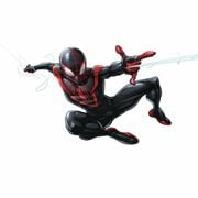 Spider-Man Miles Morales Peel and Stick Giant Wall Decals