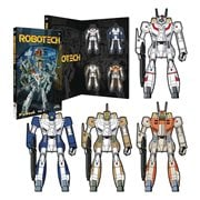 Robotech Volume 4 Pin Book Set