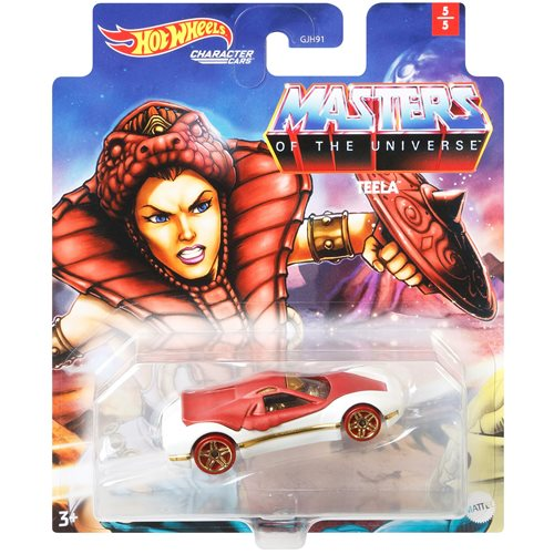Masters of the Universe Hot Wheel Character Car Mix 1 Vehicle Case