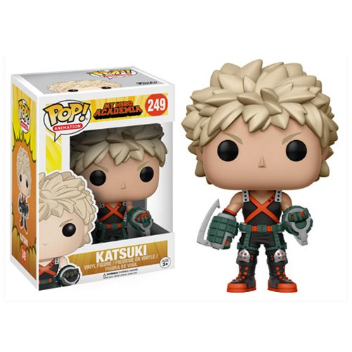 My Hero Academia Katsuki Pop! Vinyl Figure