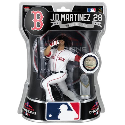 MLB Boston Red Sox J.D. Martinez Limited Edition 6-Inch Action Figure