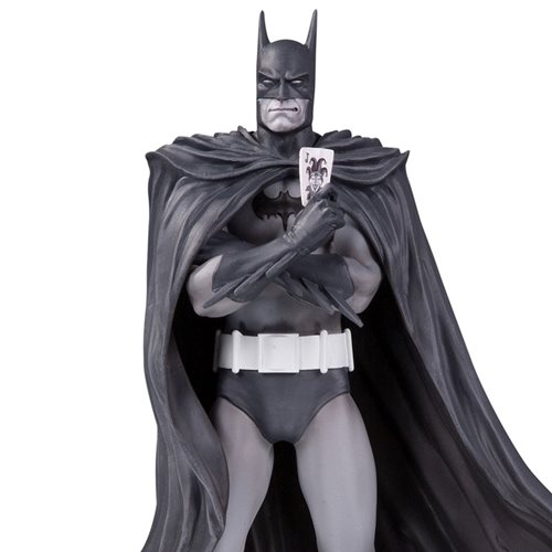 Batman Black and White by Brian Bolland Statue
