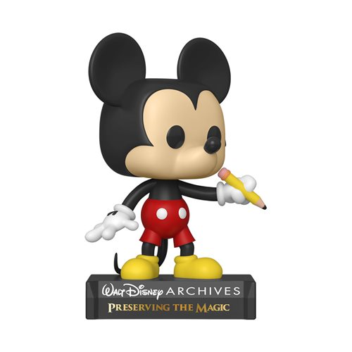 Disney Archives Classic Mickey Pop! Vinyl Figure
