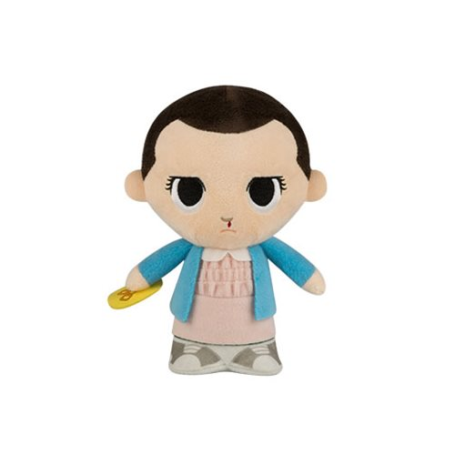 Stranger Things Eleven Super Cute Plush
