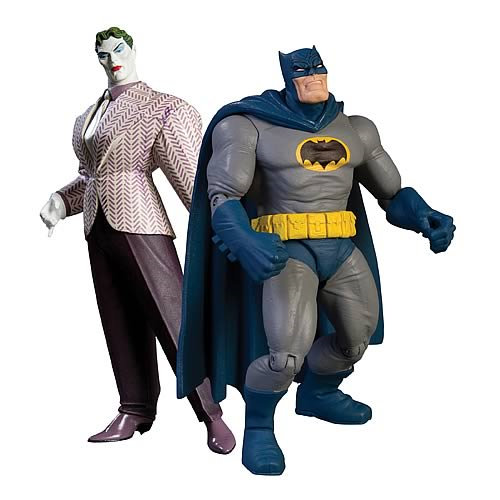 Batman The Dark Knight Returns Collector Set