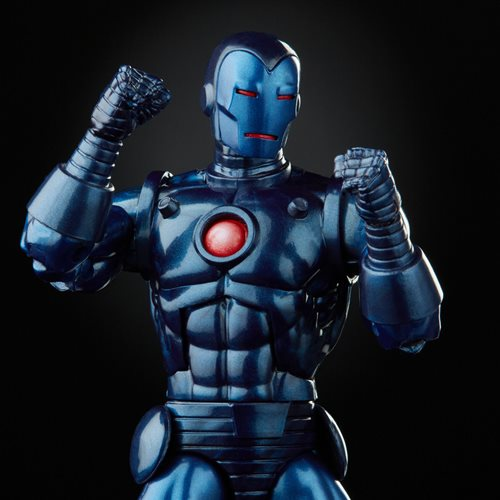 Marvel Legends Comic Stealth Iron Man 6-Inch Action Figure