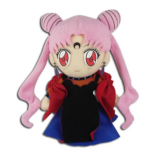 Sailor Moon R Black Lady 8-Inch Plush