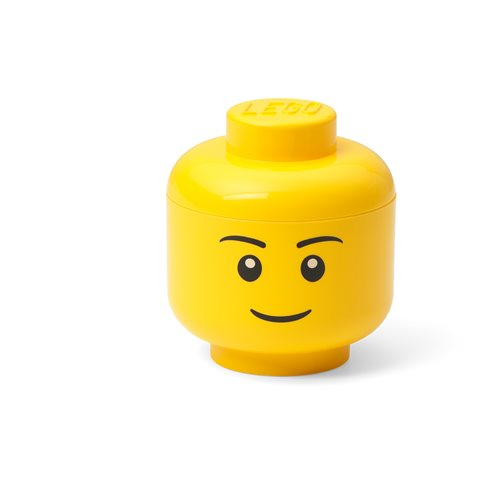 LEGO Boy Mini Storage Head