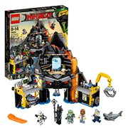 LEGO Ninjago Movie 70631 Garmadon's Volcano Lair