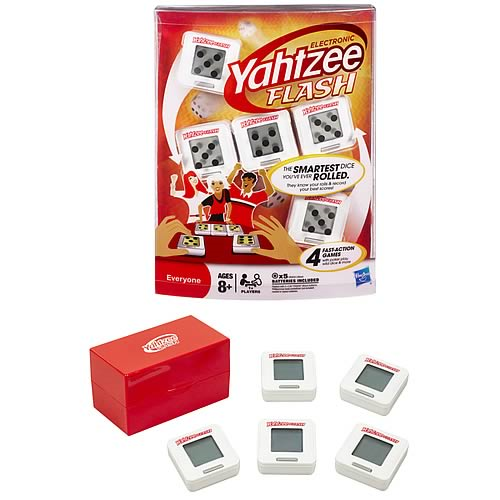 Yahtzee Flash Game