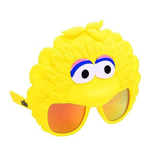 Sesame Street Big Bird Sun-Staches