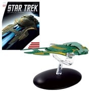 Star Trek Starships Xindi Humanoid Vehicle with Mag.  #137