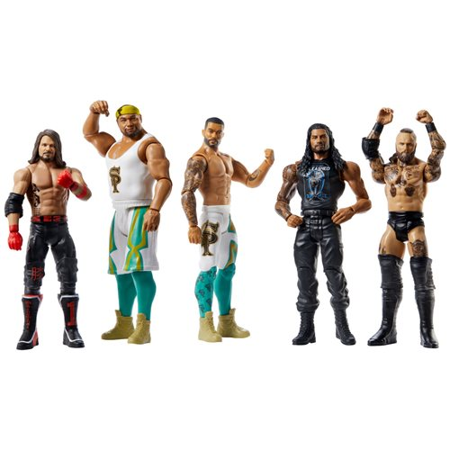 WWE Basic Figure Series 108 Action Figure Case
